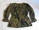 WW2 German Type2 Overprinted Plane tree 1/2 Smock
