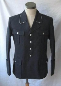 WW2 German LW Officer Tricot Tunic