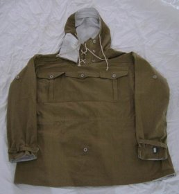 WW2 German Gebirgsjäger Mountain Anorak